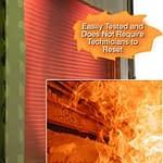 Auto Fire-Tite® - Resettable Fire Door