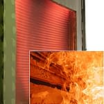 Fire-Tite® Conventional Rolling Fire Door