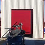 Redi-Storm® IMB - Insulated Hurricane Rolling Door
