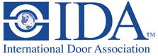 International Door Association (IDA) Logo
