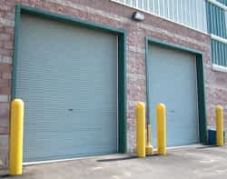Insulated Roll Up Door