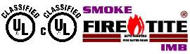Smoke Fire Tite IMB Logo