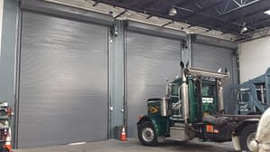 IMB-V7 rolling doors trucking
