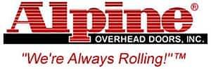 Alpine Overhead Doors, Inc. Logo