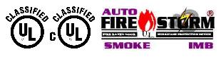 Auto Smoke Fire-Storm® Logo