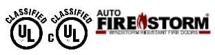 Auto Fire Storm Logo